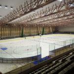 美香保体育館改修冷凍暖房衛生設備工事